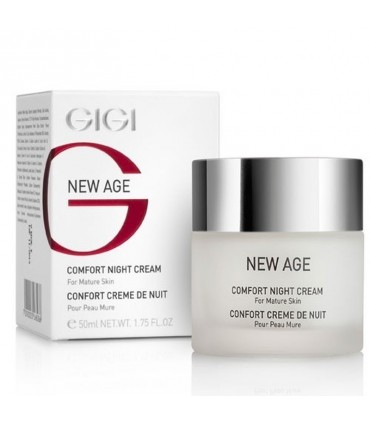Comfort Night Cream - GiGi - New Age - 50 ml