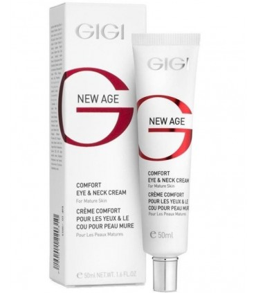 Comfort Eye - Neck Cream - GiGi - Serie New Age - 250 ml