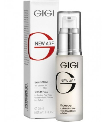 Active Serum - GiGi - New Age - 30 ml