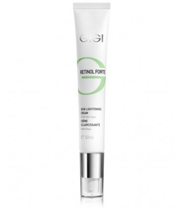 Skin Lightening Cream - GiGi - Serie Retinol Forte - 50 ml
