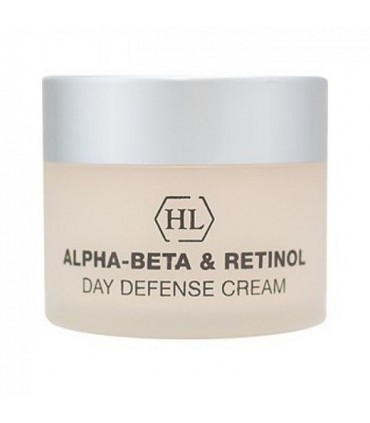 Day Defense Cream - SPF-30 - Alpha-Beta & Retinol - Holy Land - 250 ml