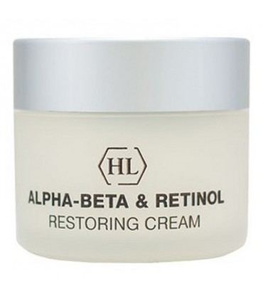 Restoring Cream - Alpha-Beta & Retinol - Holy Land - 250 ml