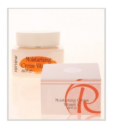Moisturizing Cream with Vitamin C - SPF-25 - Renew - 250 ml