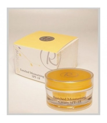 Enriched Moisturizing Cream - SPF-18 - Renew - 250 ml