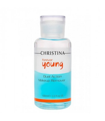 Dual Action Make-up Remover - Forever Young - Christina - 100 ml