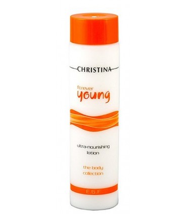 Ultra Nourishing Body Lotion - Forever Young - Christina - 200 ml