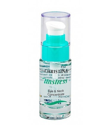 Eye&Neck Concentrate - Unstress - Christina - 30 ml