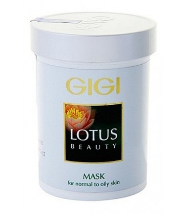 Mask - for oily skin - Lotus - GiGi - 250 ml