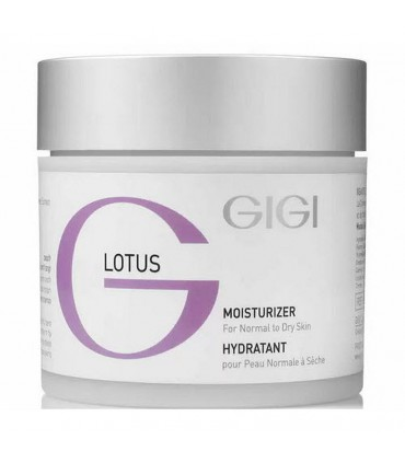 Moisturizer - normal to dry skin - Lotus - GiGi - 250 ml