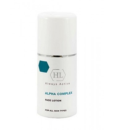 Face Lotion - Alpha Complex - Holy Land - 125 ml