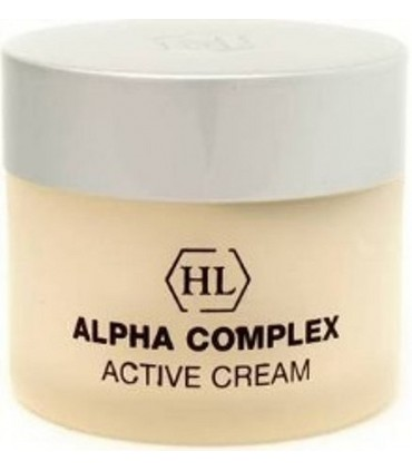 Active Cream - Alpha Complex - Holy Land - 50 ml