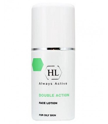 Face Lotion - Double Action - Holy Land - 125 ml