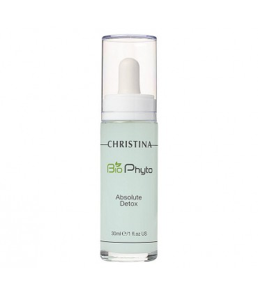 Absolute Detox Serum - Bio Phyto - Christina - 30 ml