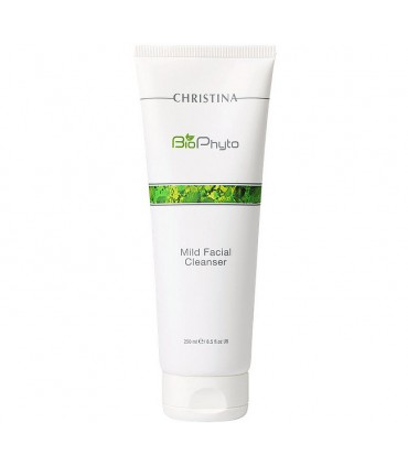 Mild Facial Cleanser - Bio Phyto - Christina - 250 ml
