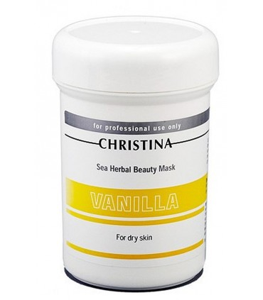 Vanilla Mask - for dry skin - Masks - Christina - 250 ml