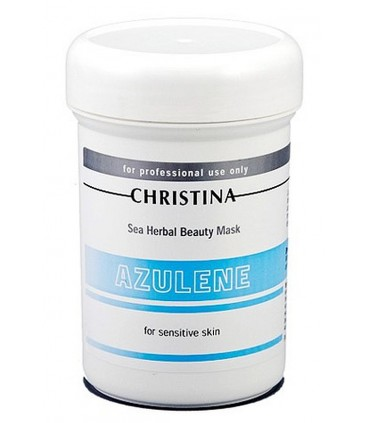 Azulene Mask - for sensitive Skin - Masks - Christina - 250 ml
