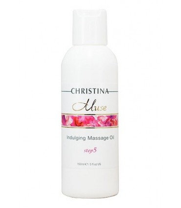 Indulging Massage Oil - Step 5 - Muse - Christina - 150 ml