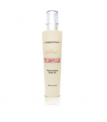Rejuvenating Body Oil - Serie Muse - Christina - 250 ml