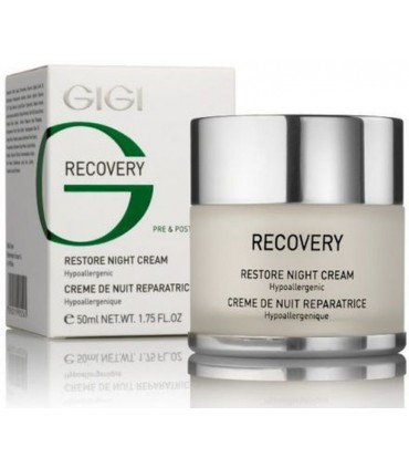 GiGi - Restore Night Cream - Serie Recovery - 250 ml